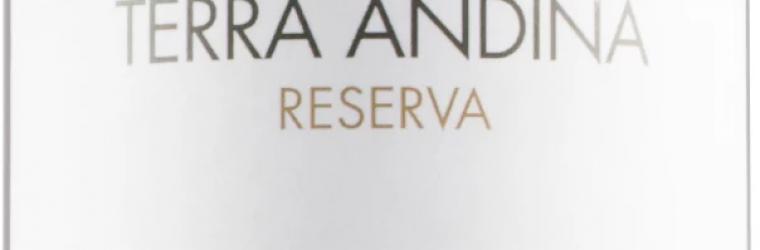 Terra Andina Reserva Carmenère 2017