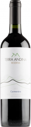 Terra Andina Reserva Carmenère 2017,